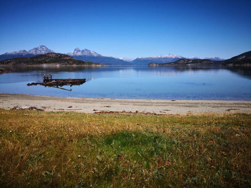 Entspannen in der Natur am Beagle-Kanal