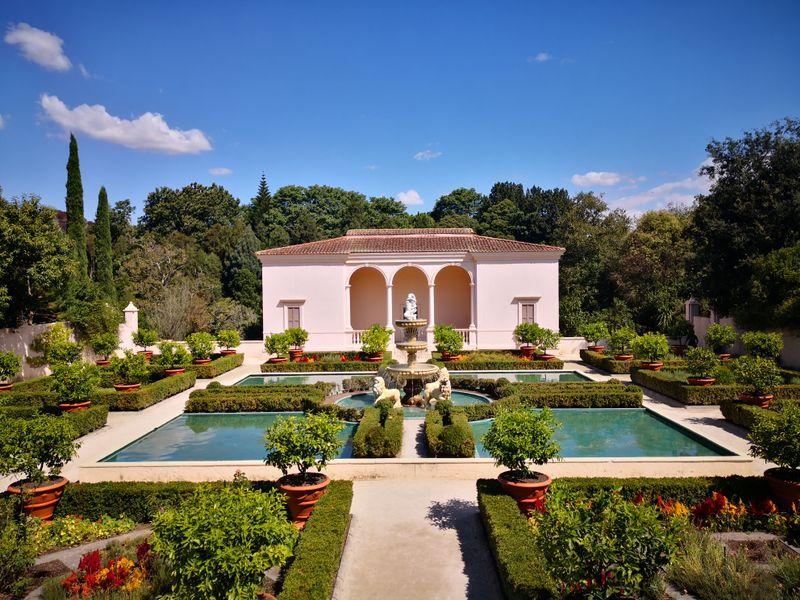 Ein Italienischer Renaissance-Garten